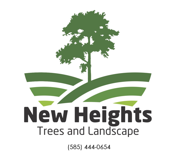 New Heights Trees and Landscape Logo 2019