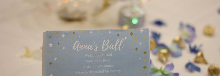 Anna's Ball 2020